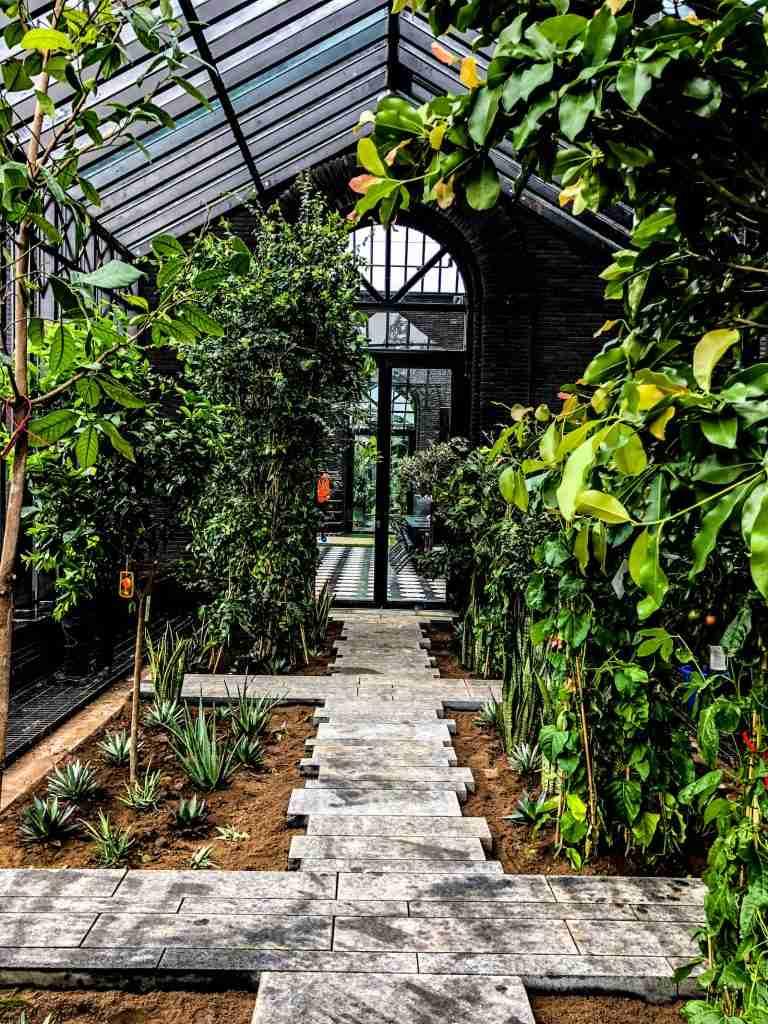 gin palace green house