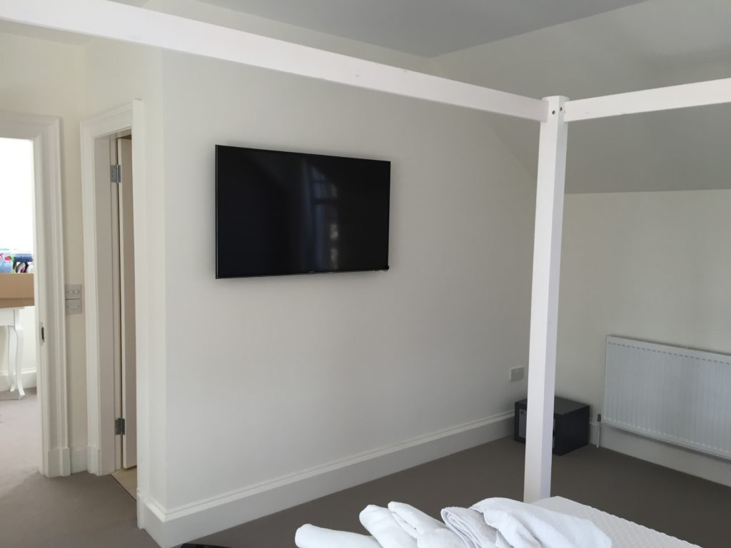 bedroom av Audio Visual and Home Cinema