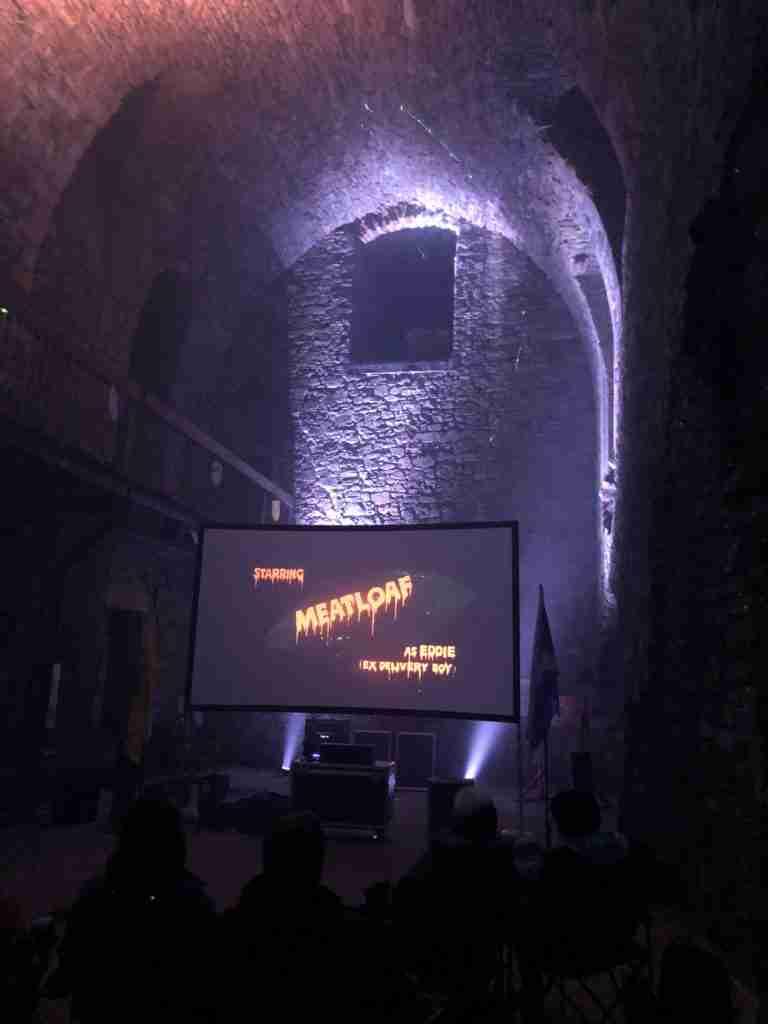 dundonald castle rocky horror picture show