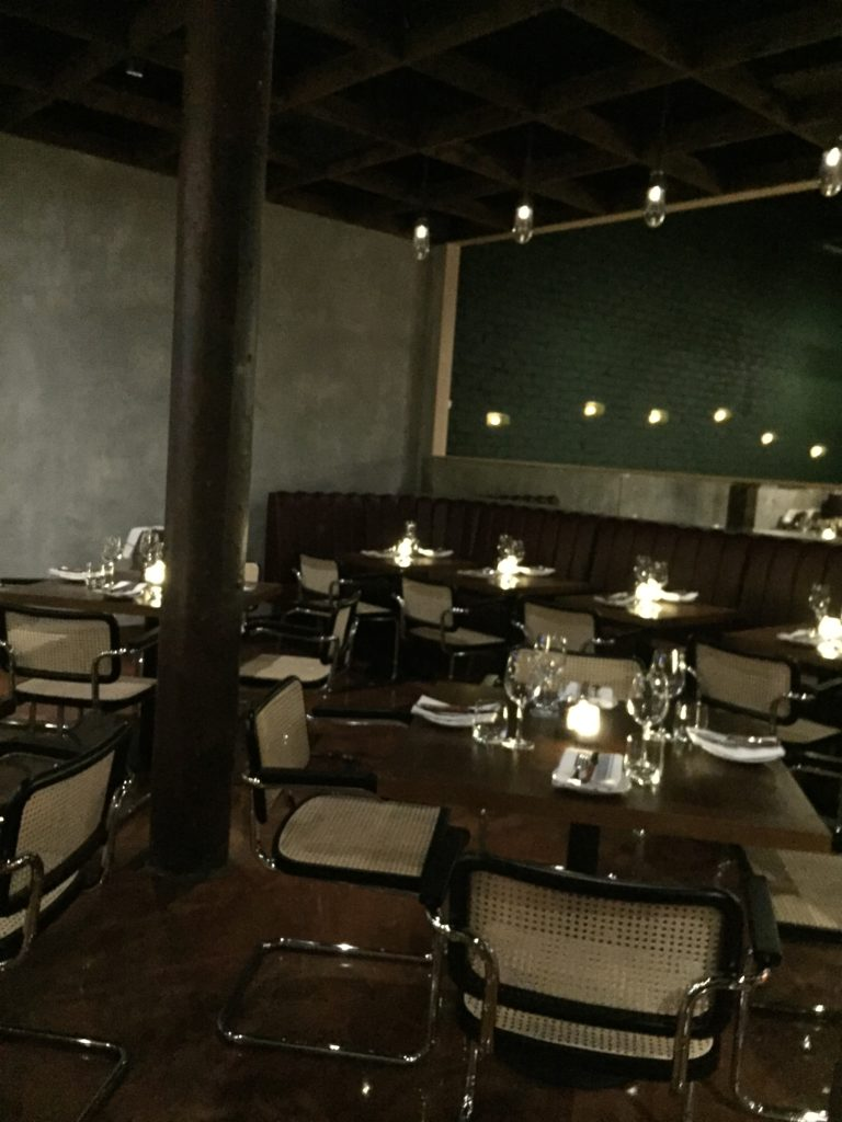 Spanish Butcher private dining