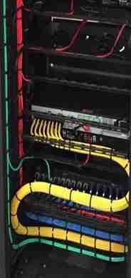 av cab wiring skills for lairds auditorium