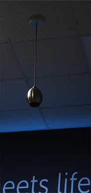 gallo acoustics droplets