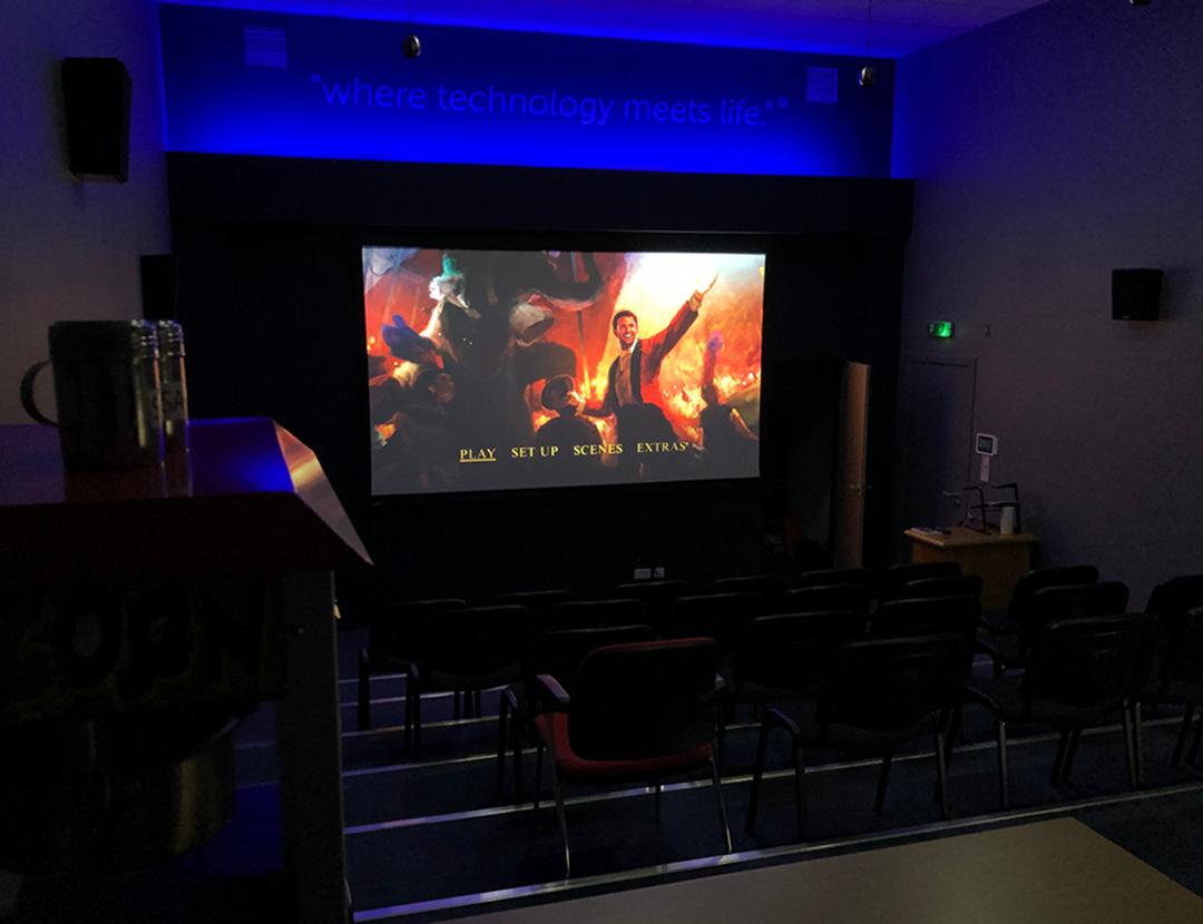 Lairds Auditorium